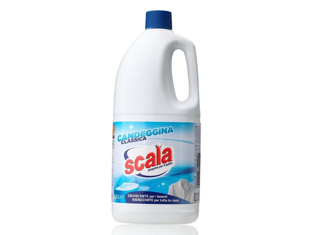 Scala igiene piu gel attivo pavimenti e fughe ml
